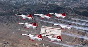 Erdogan: No plans for a base but to increase troops in Cyprus