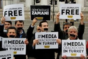 Turkey and the Freedom of the Press: BEFORE IT'S TOO LATE