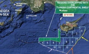 Turkey, Cyprus EEZ and the Law of the Sea: some facts